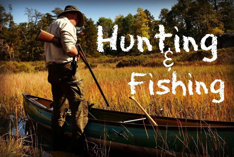 hunting-fishing